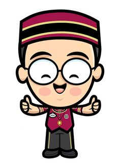 Lil Oishi as a Hollywood Tower Hotel Bellhop at Disney California Adventure!