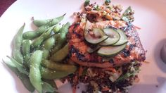 Miso Grilled Salmon   The Dallas Socials #SoEatingThis #houlihans