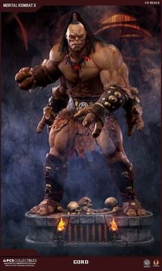 PCS Collectibles. Goro 1:3 – Ex