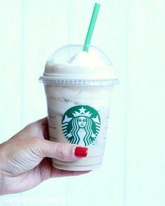 Rezepte mit Herz ♥: Iced White Chocolate Mocha ♡ Starbucks Copycat