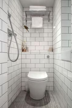 7 Great Ideas For Tiny Bathrooms: Turn your tiny bathroom in a wet room