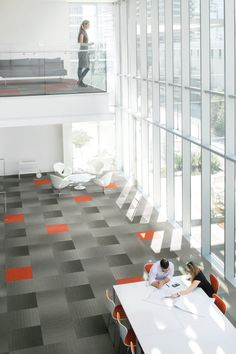 Mohawk Group is a commercial carpet leader with award-winning broadloom, modular carpet tile and custom carpeting. Our carpet brands include Mohawk, Durkan and Karastan. Modern Flooring, Unique Flooring, Diy Flooring, Carpet Flooring, Flooring Options, Rugs On Carpet, Carpets, Red Carpet, Mohawk Commercial Carpet