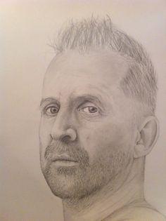 Portrait of Peter Stormare by DavidRatajczak.deviantart.com on @deviantART