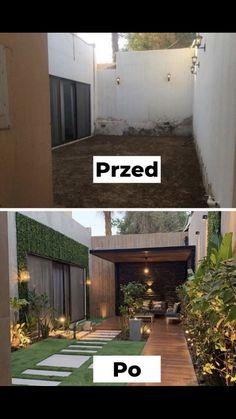 Dream Home Design, Modern House Design, Rooftop Terrace Design, Home Building Design, Backyard Patio Designs, Small Backyard Landscaping, Outdoor Living, Outdoors, Houses