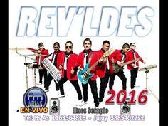Dejenme Sufrir - REV'LDES - FM Arias 2015 - YouTube