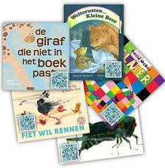 Martijn de Winter | QR-code kaarten downloaden voor PO | ICT educatie