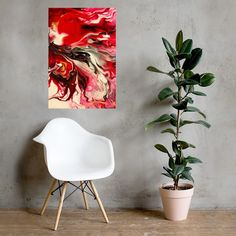 Juliste Kaunis #juliste #kodinsisustus #sisustus #taide #homedecor #poster #posterart #johannadesign