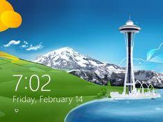 Cómo desactivar la pantalla de inicio/desbloqueo en Windows 8 y 8.1 http://www.xatakawindows.com/p/107261