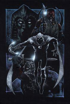 Moon Knight - JK Snyder III