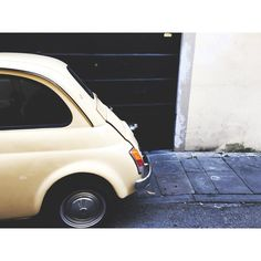 #old#beautiful#myphoto#500#fiat#scattiitaliani#Lucca#mycity#landscape#yellow#green#lucky#crease#mood#photographer#mypassion#art#imagine#peace#beautiulcity#goodnight by chiaraarre