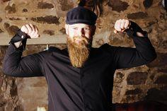 John Jackson of Braw Beard Oils
