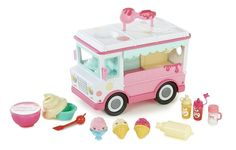 Truck Num Noms Lipgloss Craft Kit Girls Toy Gloss Playset Kids Flavored  #NumNoms #NoBundle