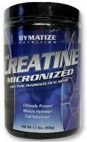 Dymatize Nutrition Creatine to monohydrat kreatyny stosowany w celu zwiększenia siły i wytrzymałości mięśni. Idealny dla osób uczęszczająych na siłownię.