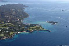 Photo aérienne de Pointe de Sperono - Corse-du-Sud (2A)