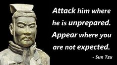 Sun Tzu was a Chinese general, military strategist and philosopher who lived from to In his famous book 'The Art of War' he goes in to detail on how he achieve such military success, Art Of War Quotes, Wisdom Quotes, Life Quotes, Great Quotes, Inspirational Quotes, Motivational, Spiritual Warrior, Tao Te Ching, Military Quotes
