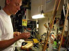 DIY Wood Arrow Taper Jig