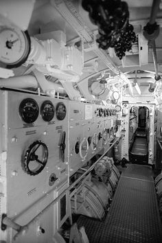 VII C U-Boot E-Maschine - German Type VII submarine - Wikipedia ~ BFD