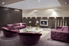 дизайн гостиной с низким потолком - Google Search