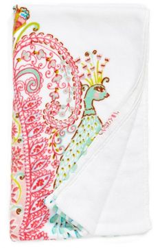 Dena Home 'Peacock' Hand Towel available at #Nordstrom