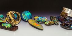 Opals have such beautiful variety!