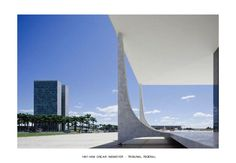 BRASILIA : L'UTOPIE CONCRETE