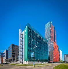 ALMERE Architect: 1 Dam & Partners Architecten, 2 Benthem Crouwel Architects