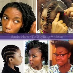 5 Basic How-To Styling Videos That Every Natural Should Bookmark