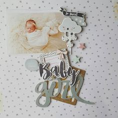 It's time for our June sketch, hope you like it! Here is the layout I created, using the fabulous Fancy Free line! Baby Girl Scrapbook, 12x12 Scrapbook, Scrapbook Journal, Travel Scrapbook, Scrapbook Paper Crafts, Scrapbook Albums, Scrapbooking Layouts, Smash Book Pages, Crate Paper