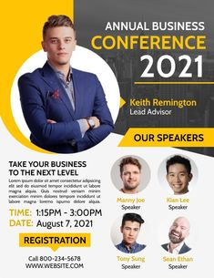 business conference event flyers, business event flyer templates, small business flyers, corporate flyers, event flyer advertisements. Business Flyers, Business Events, Event Flyer Templates, Event Flyers, Corporate Flyer, Conference, Advertising