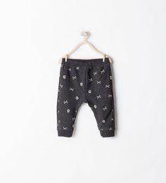 Image 1 of SKULL LEGGINGS from Zara