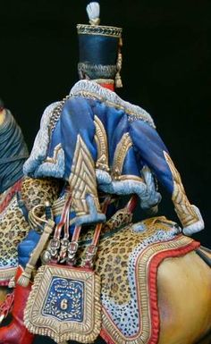 Giuseppe Garibaldi, Battle Of Waterloo, Virtual Museum, French Army, Miniature Figurines, Napoleonic Wars, Photos Du, Figure Painting, Military Fashion