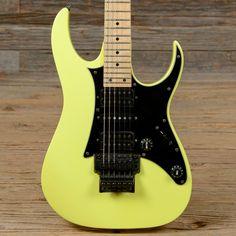 87 Ibanez RG550 Desert Yellow (s698)