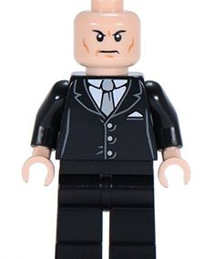 Lego: Superheroes - Lex Luthor with Kryptonite
