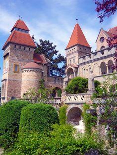 Visit Castle of Jenő Bory, Székesfehérvár Castle Ruins, Medieval Castle, Beautiful Castles, Beautiful Homes, Sweet Potatoes For Dogs, Tower House, Natural Dog Food, Treatment Rooms, Best Homemade Dog Food