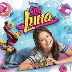 Soy Luna-on Disney Channel :-) Series Disney Channel, Disney Channel Soy Luna, Disney Junior, Agent Kc, Sou Luna Disney, Serie Du Moment, Chat Origami, Film Disney, Nickelodeon Cartoons