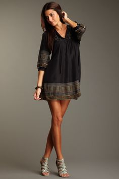 Da-Nang Short Boho Dress