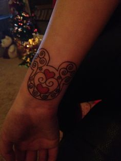 love this, but not planning on putting any on my wrist, but might find another spot :)