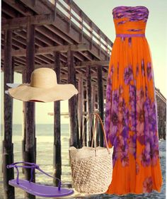 cute maxi, created by nicseb23 on Polyvore