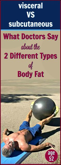 According to doctors, one type of body fat is better for you than the other. Find out which is good, and how to safely reduce the other kind. Losing Weight Tips, Weight Loss Tips, Lose Weight, Reduce Weight, Visceral Fat, Health Advice, Health Care, Weight Loss Plans, Lose Belly Fat