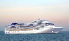 MSC Fantasia Capacité 3274 passagers  #croisière #croisierenet.com #voyage #bateau #MSC