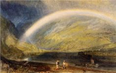 Rainbow - William Turner