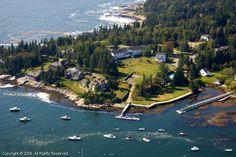 Newagen Inn, Maine   Oh, I do miss the Summer on the Seacoast.