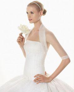 rosa clara bolero | Boleros para novias de la Colección 2013 de Rosa Clará [Galería]