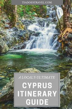 Cyprus Itinerary - A Full City by City Guide From A Local - Tia Does Travel Europe Travel Tips, Travel Destinations, European Travel, Visit Cyprus, Ayia Napa, City Beaches, Hidden Beach, Destin Beach, Wanderlust Travel