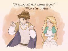 Jackunzel__ la princesa cisne-AU