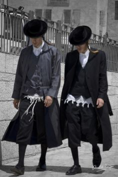 Yeshiva Students in Jerusalem - Available stretched or framed in many sizes at Israelframed.com #Israel #Jewish #Judaism #Torah