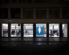 ISSEY MIYAKE / London / Designed by Tokujin Yoshioka