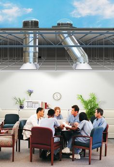 enhance your office space with natural light