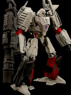 Megatron - War for Cybertron | Flickr - Photo Sharing!