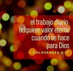 Colosenses 3:17